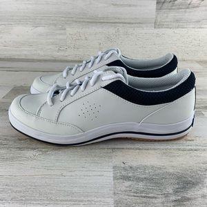 KEDS Rebellion Fashion White Leather Shoes Size 7